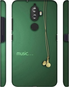 Casotec Back Cover for Lenovo K8 Plus
