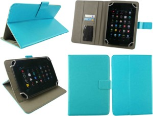 Emartbuy Wallet Case Cover for Micromax Canvas Tab P701