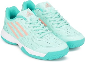 70612e2f18a Adidas Boys Girls Lace Tennis Shoes Blue Best Price in India ...