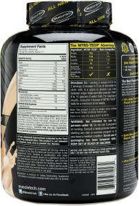Muscletech Performance Series Nitrotech Whey Protein1 81 kg, Toasted S'mores