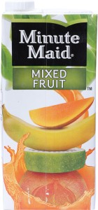 Minute Maid Mixed Fruit Juice 1 L
