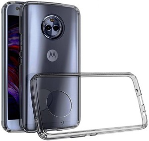 hot sales 439ad d2cb9 VKR Cases Back Cover for Moto x4Transparent, Silicon