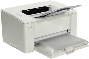 HP LaserJet M104a Mono Laser Printer with Cartridge Single Function Printer