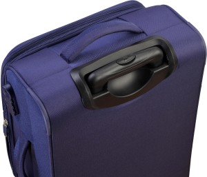 American Tourister AMT JAMAICA SP 58CM NAVY Expandable Cabin Luggage - 20  InchesBlue