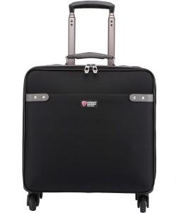 Herman Hansen 16 inch Expandable Trolley Laptop Strolley Bag