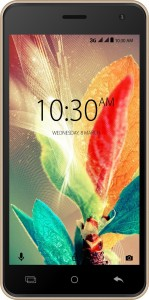 Karbonn K9 Smart Eco (Black Champange, 8 GB)