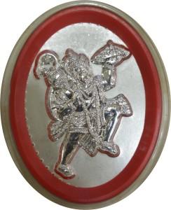 Kataria Jewellers Hanuman S 999 10 g Silver Coin