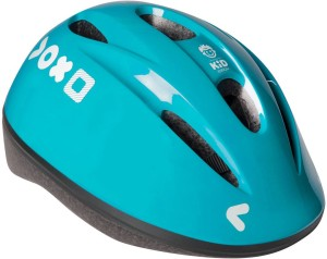 0a17f1fe9 Btwin by Decathlon Helmet 300 Cycling Helmet Light Blue Best Price ...
