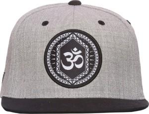 2f748654724 HAUL APPAREL Om Black And Grey Snapback Cap By Haul Apparel Cap Best ...