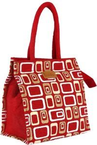 Ecotara Hand Print Lunch Bag