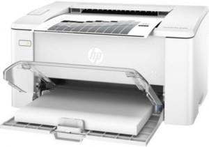 HP LaserJet M104a Mono Laser Printer with {Cartridge} Single Function Printer