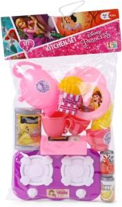 Disney Princess Kitchen Set Set Of 16 Pieces