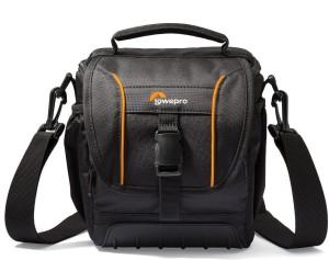 LOWEPRO SHOULDER BAG ADVENTURA SH 140 II BLACK  Camera Bag