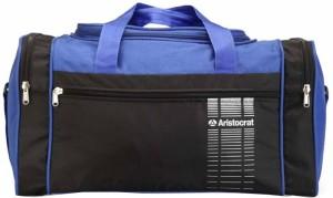 Aristocrat ACCESS DUFFLE 52 BLUE 20 inch 51 cm Travel Duffel Bag ( Black  Blue edee545493e67