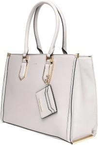 0baf4885791 ALDO Hand held Bag Silver Best Price in India