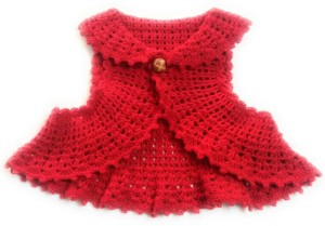 ad3307e1e922 NewJainTraders Woven Round Neck Party Baby Girl s Multicolor Sweater Best  Price in India
