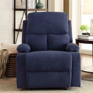 Furny Elisse Fabric Manual Recliners