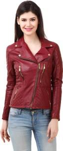 RockerFashions Full Sleeve Solid Women's Jacket