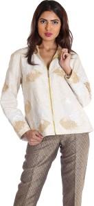 Ranjna Full Sleeve Embroidered Women's Jacket
