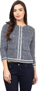 FASHION FLAVOR Full Sleeve Printed Women's Jacket