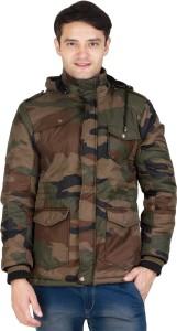ASST Full Sleeve Printed Men's Jacket