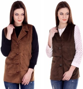 afee0bbe3c MSE Sleeveless Solid Women s Jacket Best Price in India | MSE Sleeveless  Solid Women s Jacket Compare Price List From MSE Fashion Jackets 11808945 |  ...