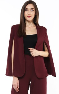Sassafras Sleeveless Solid Women's Jacket