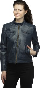 Kimbley Full Sleeve Solid Women's Jacket