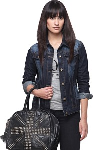 Yepme Full Sleeve Solid Women's Quilted Jacket