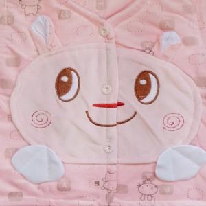 e37b9660f Upside Down Sleeveless Applique Baby Girls Jacket Best Price in ...