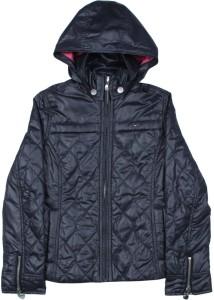 0f09b5195 Tommy Hilfiger Girls Jacket Best Price in India