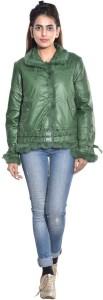 Both11 Full Sleeve Solid Women's Jacket