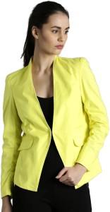 Kook N Keech Full Sleeve Solid Women's Jacket