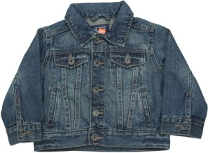 d129e04a6 The Children s Place Full Sleeve Solid Boys Denim Jacket Jacket Best Price  in India | The Children s Place Full Sleeve Solid Boys Denim Jacket Jacket  ...
