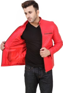 5b82f0e0 PerryJones Full Sleeve Solid Men s Jacket Best Price in India ...