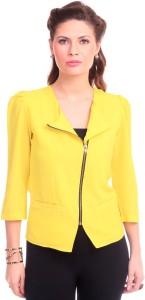 Street 9 Solid Women's Jacket