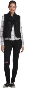 Vero Moda Half Sleeve Solid Women's Jacket