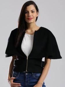 D Muse by DressBerry Half Sleeve Solid Women's Jacket