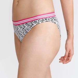 40d8c762583eb Zivame Women s Bikini Multicolor Panty Pack of 1 Best Price in India ...