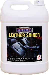 INDOPOWER ULTRA PACK LEATHER CLEANER POLISH 5ltr. ULTRA PACK Vehicle Interior Cleaner