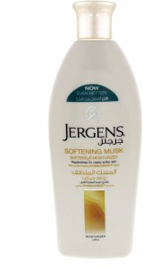 Jergens Softening Musk Moisturizer(set of 2) ( 600 ml )