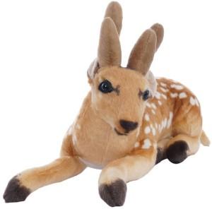 baby born Stuffed Soft Deer figure Animal Toy for Kids  - 40 cm