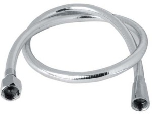 SHRUTI 1165 - 1Mtr Full Chrome Plated Shower Tube Hose Pipe