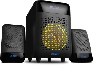 Mitashi 2500 Watts PMPO 2.1 Ch. HT 4030 BT Home Theatre System With Bluetooth Home Audio Speaker