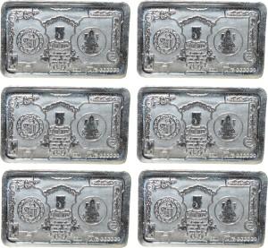 Kataria Jewellers Shree & Laxmi S 999 5 g Silver Bar