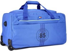 Tommy Hilfiger 24 inch 60 cm ATHENS Travel Duffel Bag Blue Best ... 7078f2f8155