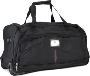 Tommy Hilfiger 24 inch 60 cm DALLAS Travel Duffel Bag Black Best ... 2938f0f019d