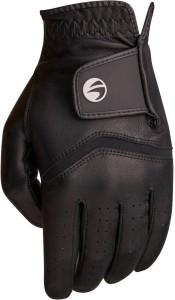 INESIS Leather Glove 500 Golf Gloves (L, Black)