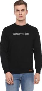 Elaborado Full Sleeve Printed Men Sweatshirt
