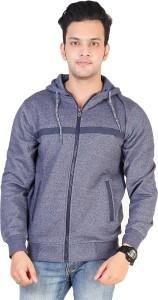 Awack Full Sleeve Solid Men's Sweatshirt